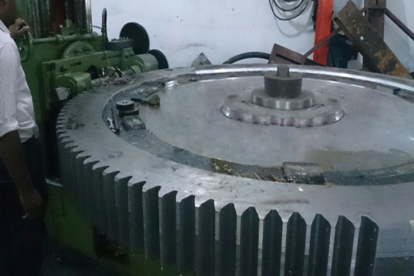 Big Size Gears